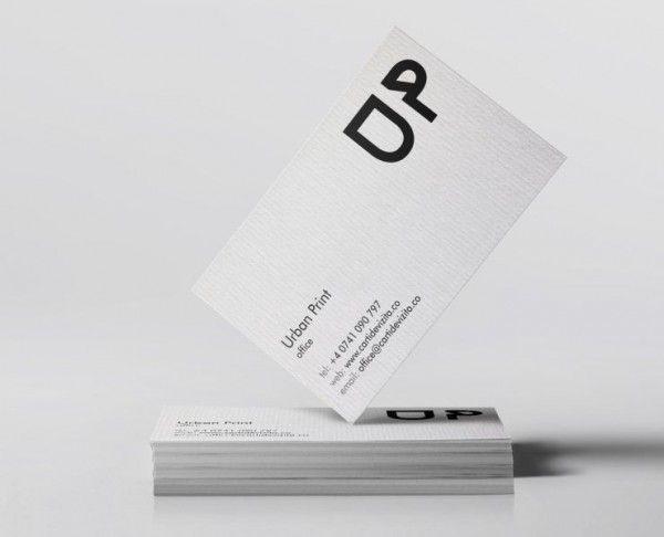 pret carti de vizita carton texturat