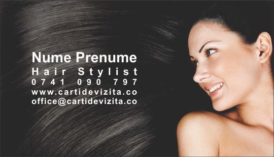 cv – hair styling